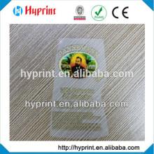 2015 hot Custom heat transfer film on textile, factory direct wholesale