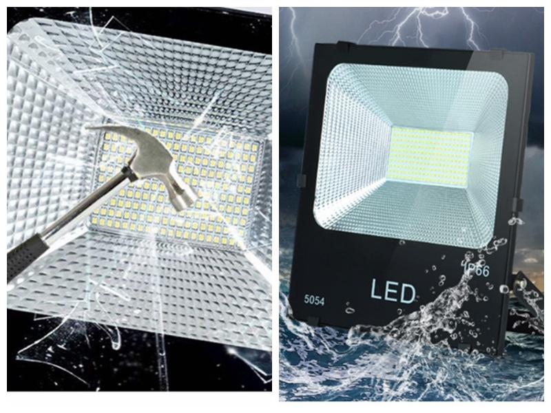 flood light features