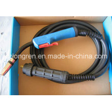 Binzel MB 24kd with Trafimet Handle Complete MIG Torch for Welding