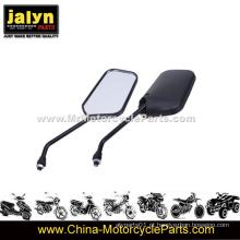 Alta qualidade PP motocicleta laterais espelho retrovisor se encaixa para Titan150