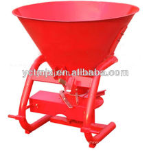 3 point lawn fertilizer spreader / fertilizer spreading machine for ATV