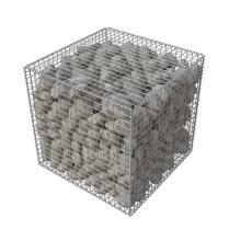 China supplier galvanized 1x1x1 gabion basket prices