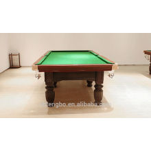Economic 8ft MDF billiard table,classic type pool auto matic mahjong table on sale