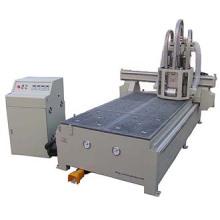 Enrutador CNC con 4 husillos para la fabricación de puertas de madera (RJ-1325)
