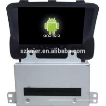 Dual core android 4.2 radio de medios del coche para Opel Mokka / Buick Encore con GPS / Bluetooth / TV / 3G / WIFI