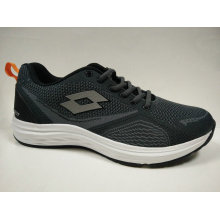 New Design Knitting Shoes Men′s Casual Running Footwear