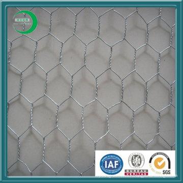 Гексагональная проволочная сетка из оцинкованной стали в ассортименте (H01)