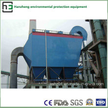 Wide Space of Top Electrostatic Collector-Eaf Air Flow Treatment