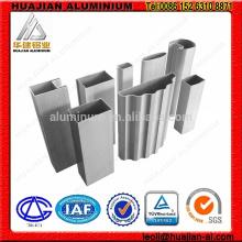 Perfis de extrusão de alumínio