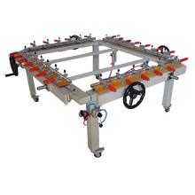 High Newton Mechanical Screen Stretching Film Machine