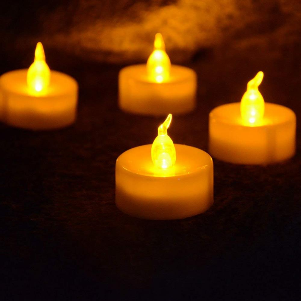 Led Tealight Candle 4
