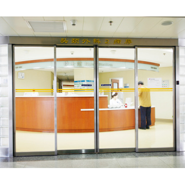 Automatic Access Partition Doors for Hospitals