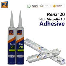 Adhesivos de poliuretano de alta flexibilidad Renz20 Sellador de parabrisas delantero trasero para adhesivo de vidrio automático