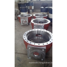 Pump Diaphragm Chamber Semi-finished Products