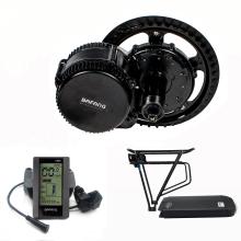 stock Bafang 8fun BBSHD mid drive motor 48V 1000w ebike electric bicycle conversion kit