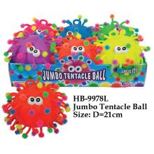 Funny Jumbo Tentacle Ball Toy