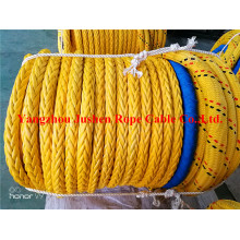 8-Strand UHMWPE Fiber Mooring Rope