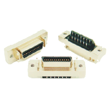 1,27 mm serie 26P kabelconnector
