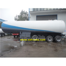 ASME 15000 Gallon LPG Remolques de Transporte