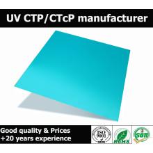 Hochauflösende Ctcp-Platten
