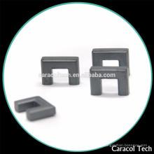 PC40 Material UF320 MnZn UU / UF Tipo u núcleo de ferrita de gran tamaño