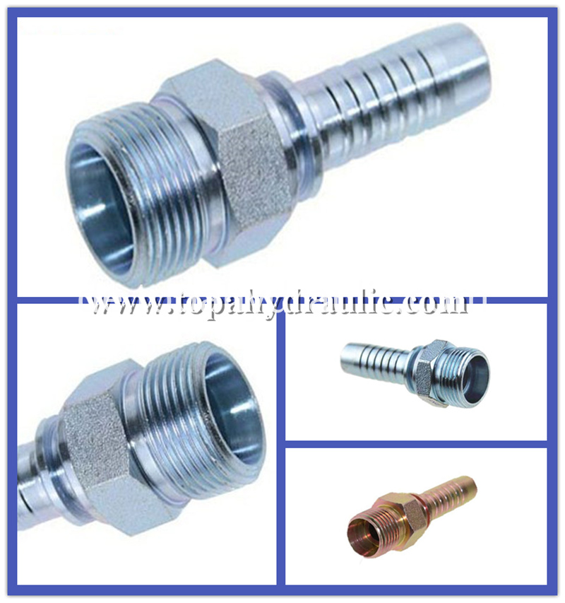 eaton stainless steel vacuum hydraulic coupling