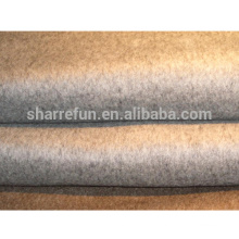 фабрика оптовые шерстяные 100% чистый кашемир пальто ткани (450 г/кв. м.)