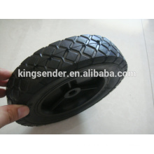 8x1.75 semi-pneumatic rubber wheel