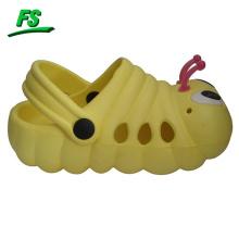sandales de sandales d'anime de tongs, sandales de sabot mignon d'enfants, sandales de sabot pour des enfants