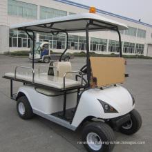CE approuvé 2 sièges électriques Ambulance voitures (DVJH-2)
