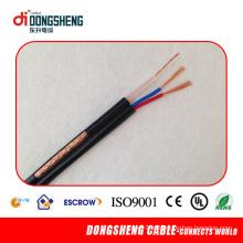 24 anos de preço de fábrica para Rg59 Siamese Cable
