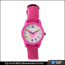 Mais recentes relógios femininos, China watch factory bsci