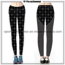 OEM Service Fabric Sport Vente en gros Nouveaux Design Women Yoga Pants