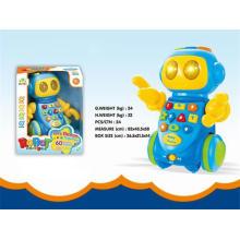 Bebê brinquedo brinquedo a pilhas de robô (h9327009)