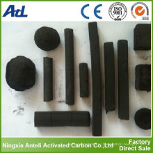 сота активированного угля для очистки воздуха