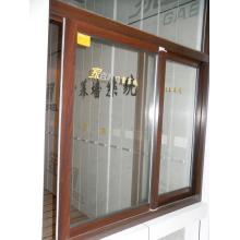 wood aluminium for sliding window