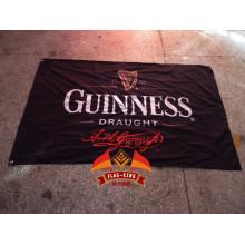 Bandeira da cerveja darught da Guinness Banner de promoções do banner banner personalizado da Guinness