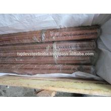 High quality seamless copper tube EN 12449