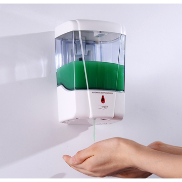 Liquid Gel Touchless Infrared Hand Sanitizer Dispenser