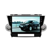 Yessun 10.2 coche DVD GPS de la pulgada para el montañés de Toyota (HD1001)