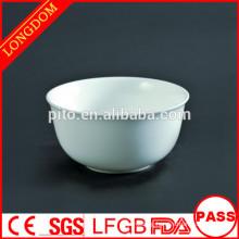 High quality round ceramic/porcelain bowl for soup/rice
