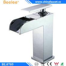 Beelee Bl0705 Único Alavanca Brass Cachoeira Torneira Do Banheiro