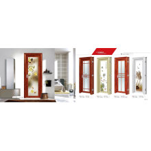 Aluminium Door Sliding Door Toliet Door Wc Door Glasses Door Balcony Door (03)