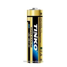 High-tech equipment alkaline battery AA LR6 1.5V