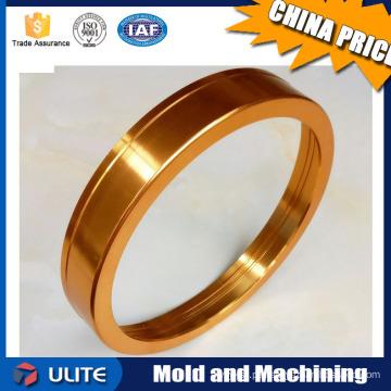 Customized High Precision CNC Usinagem Componentes mecânicos CNC Milling Brass Parts from Factory diretamente