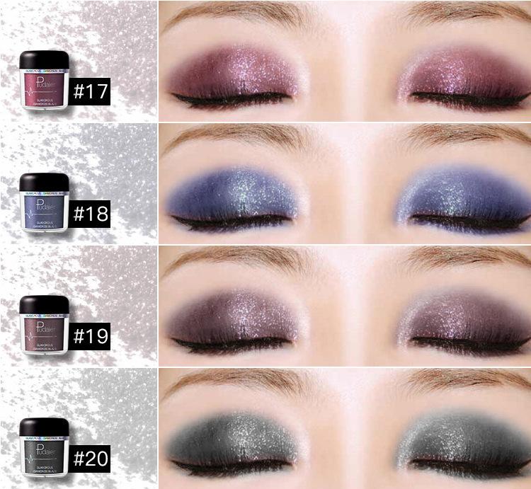 Eye Shadow And High Light Powder 10