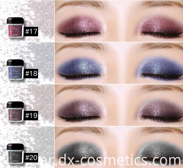 Eye Shadow And High Light Powder 10