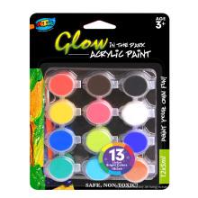 Glow in the Dark Pigment mit hoher Qualität