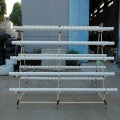 Round NFT Hydroponic Tower Growing Systems For Vegetable