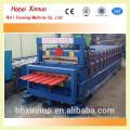 840/850 cor dupla camada stell rolo dá forma à máquina de alta qualidade e baixo preço